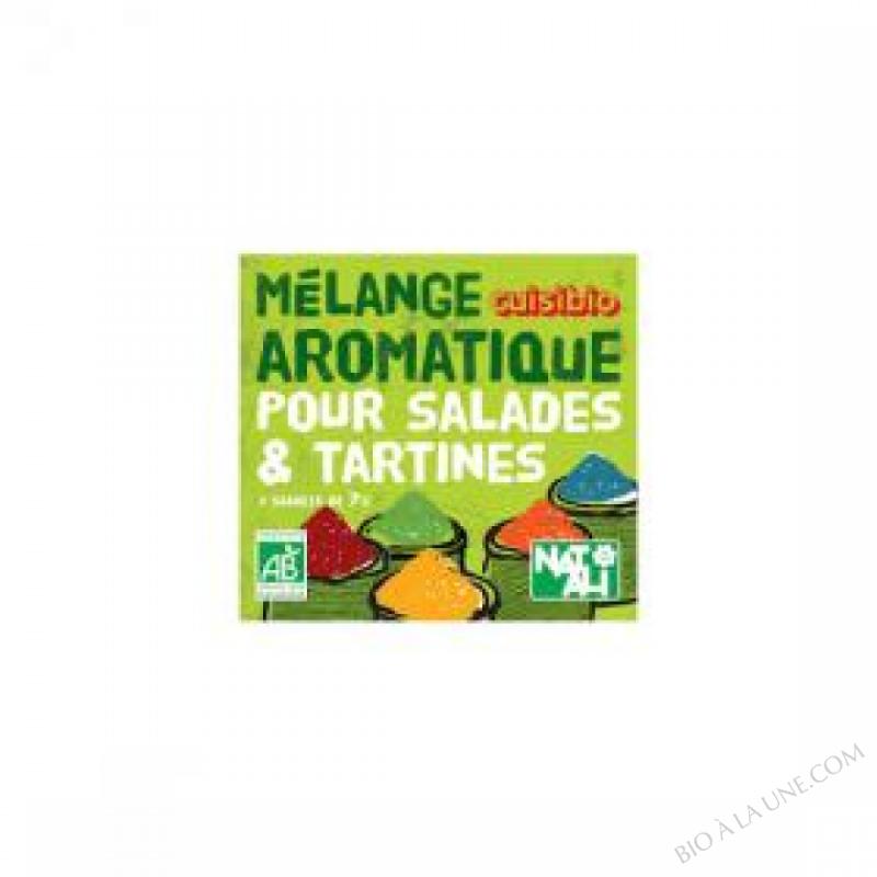 Melange d'epices pour Salades