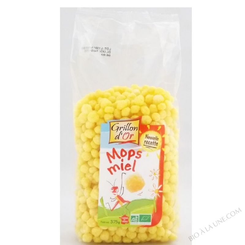 Cereales Mops au miel 375g