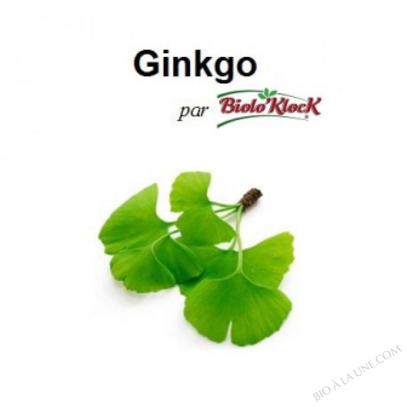 Extrait de Ginkgo