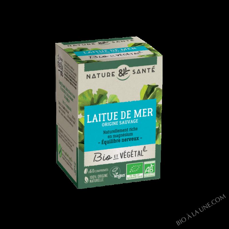 Bio & Vegetal - Laitue de mer - 60 comprimés