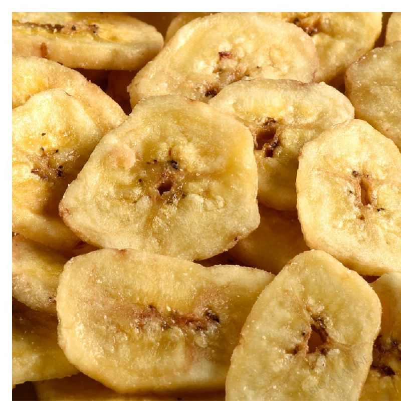 Banane Chips Bio en vrac