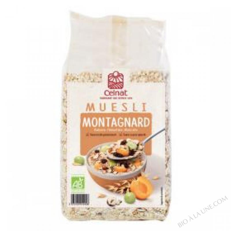 CELNAT Muesli Montagnard® 3kg