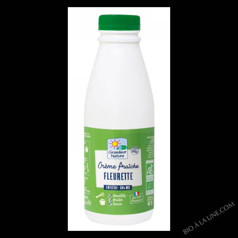 Crème Fraiche Fleurette - 40cl