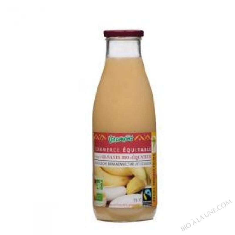 Nectar Bananes Equitable 75cL