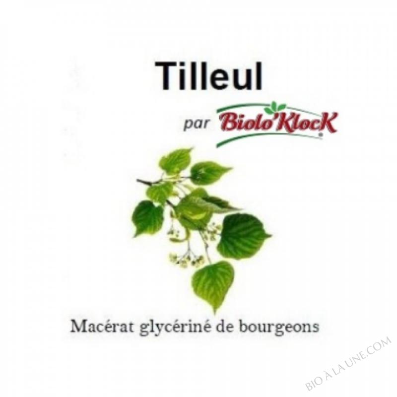 Macérat de bourgeons de Tilleul
