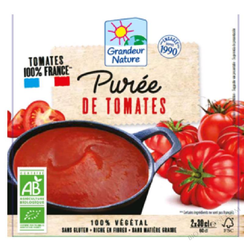 PURÉE DE TOMATES -  2X30 CL