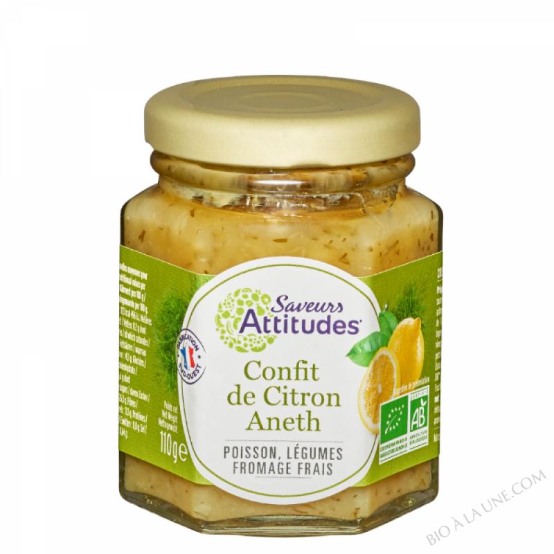 Confit de Citron Aneth