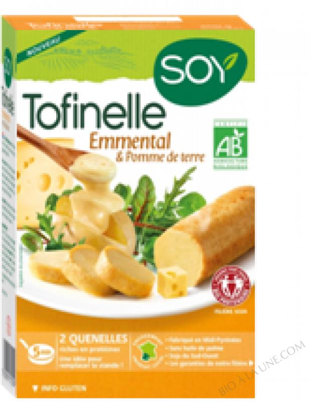 TOFINELLE EMMENTAL & NOIX DE MUSCADE - 2 X 100 G
