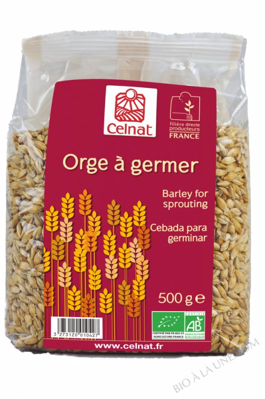 ORGE A GERMER 500G CELNAT