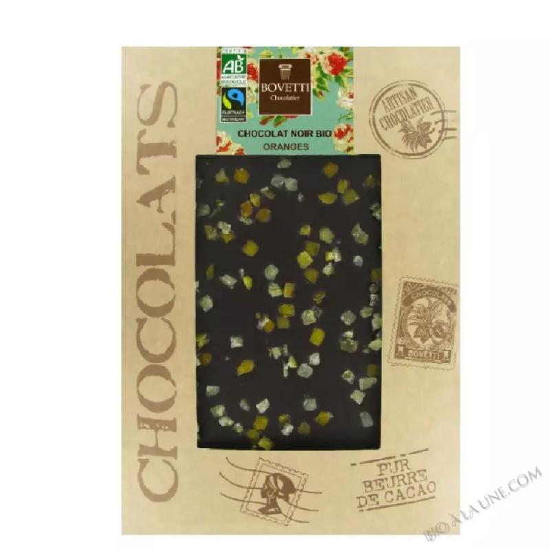 Pâte à tartiner 350g Chocolat Noir Bio Noisettes