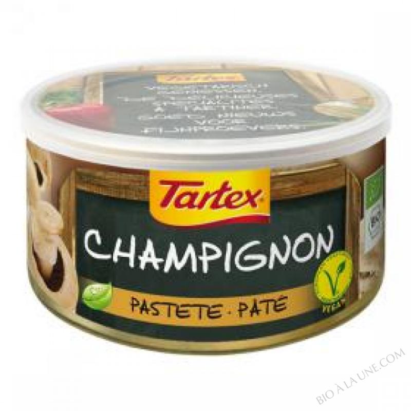 Specialite vegetale Champignons 125g