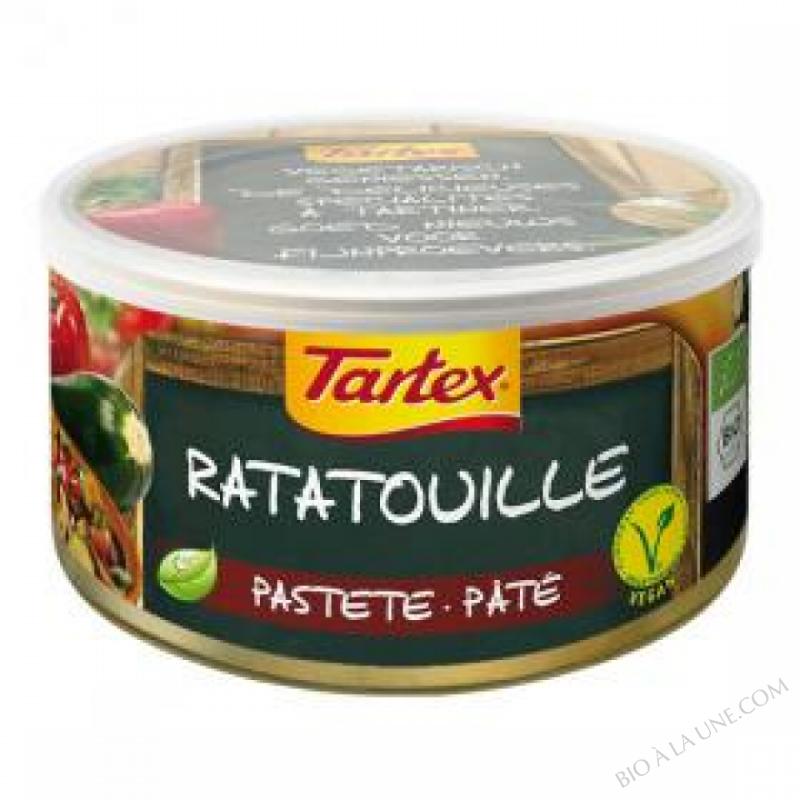 Specialite vegetale Ratatouille 125g
