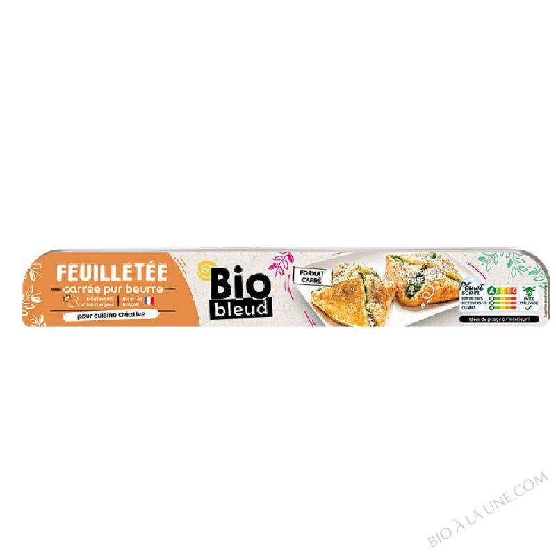 Pâte Carrée Feuilletée Pur Beurre - 300g