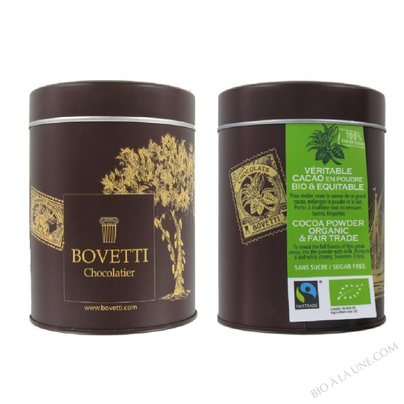 Poudre de Cacao bio 180g Bovetti