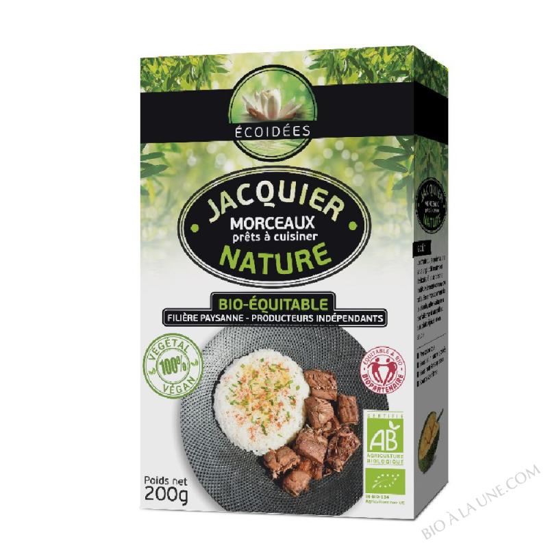 Jacquier en morceaux Nature BIO & EQUITABLE - sachet 200g
