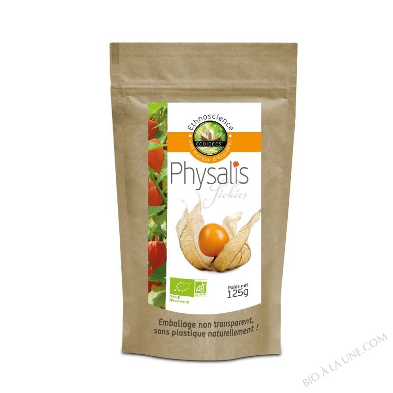 Physalis sechees bio 125g