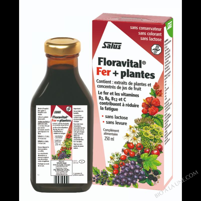 Floravital sans gluten
