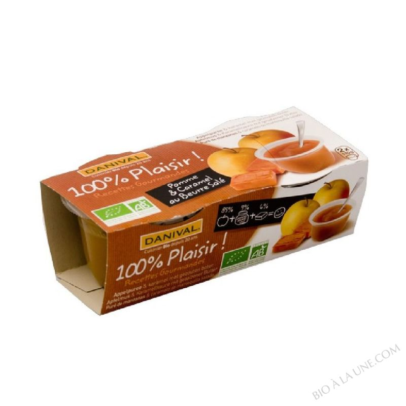 Pomme-caramel beurre sale 2x110g