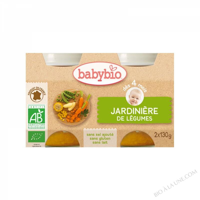 BABYBIO Pot Jardinière de Légumes