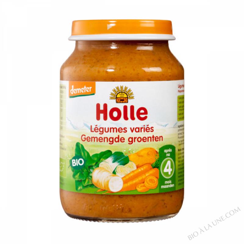 Petit pot legumes varies 6 mois 190g
