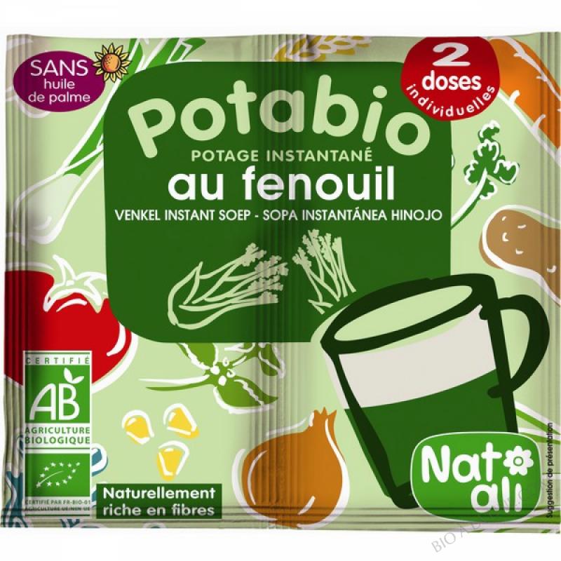 Potage Bio Fenouil 2 x 8.5 gr