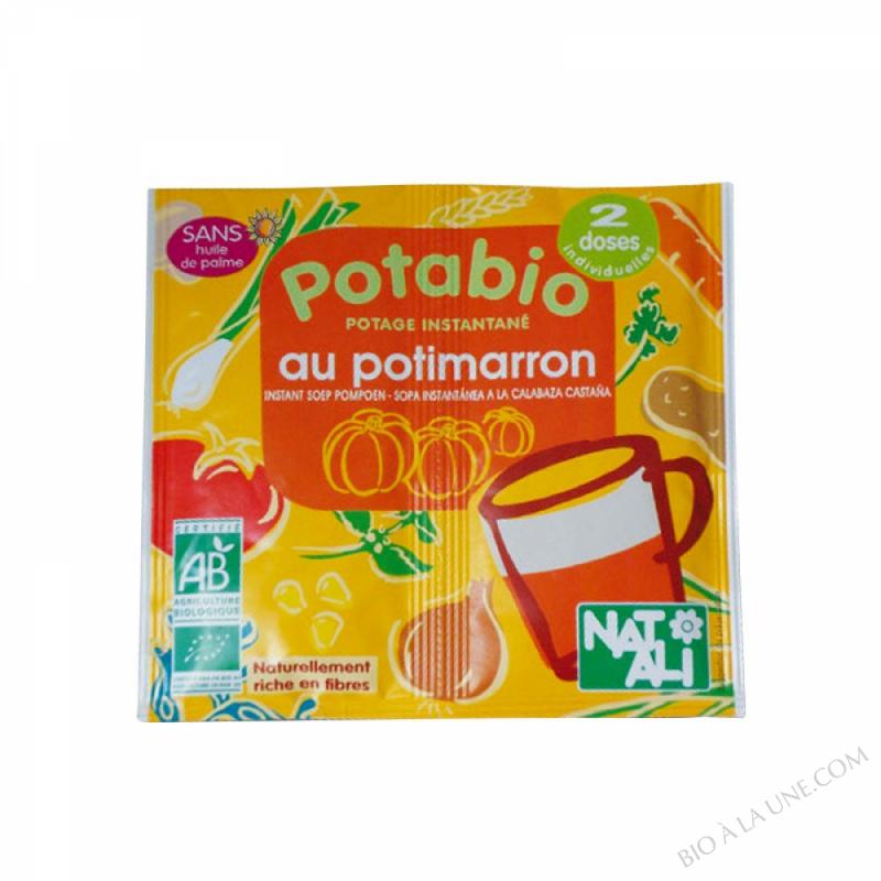 Potage Bio Potimarron 2 x 8.5 gr