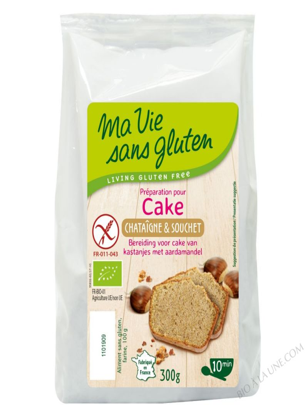 Preparation Cake Châtaigne Souchet