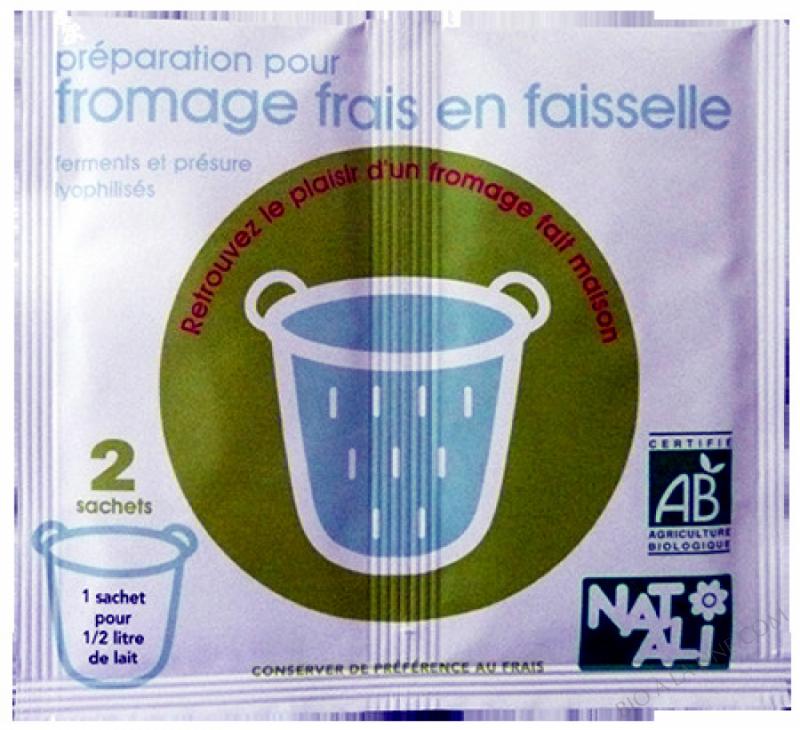 Ferment Preparation Fromage Frais 2x6g