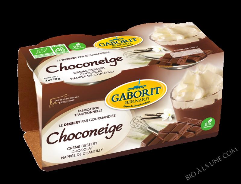 CHOCONEIGE 2X110G