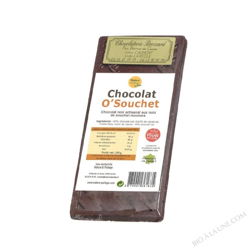 CHOCOLAT O'SOUCHET 100 G