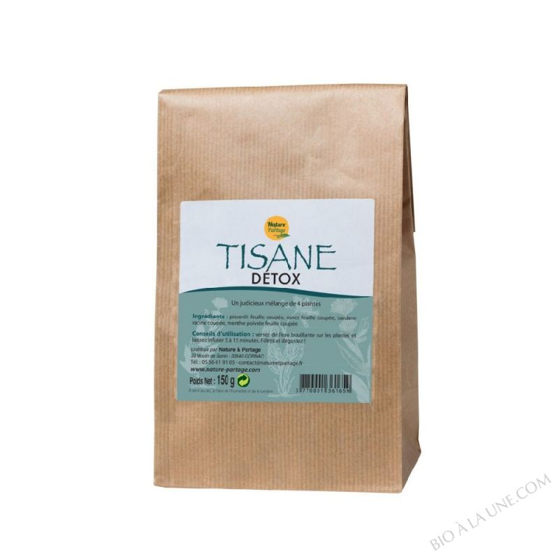 TISANE DETOX 150 G