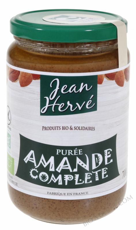 Puree d'Amandes Completes bio 700g
