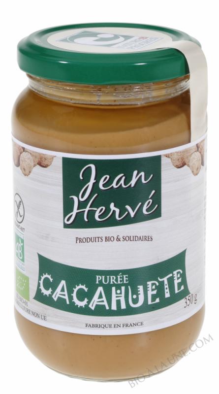 Puree de Cacahuete bio 350g