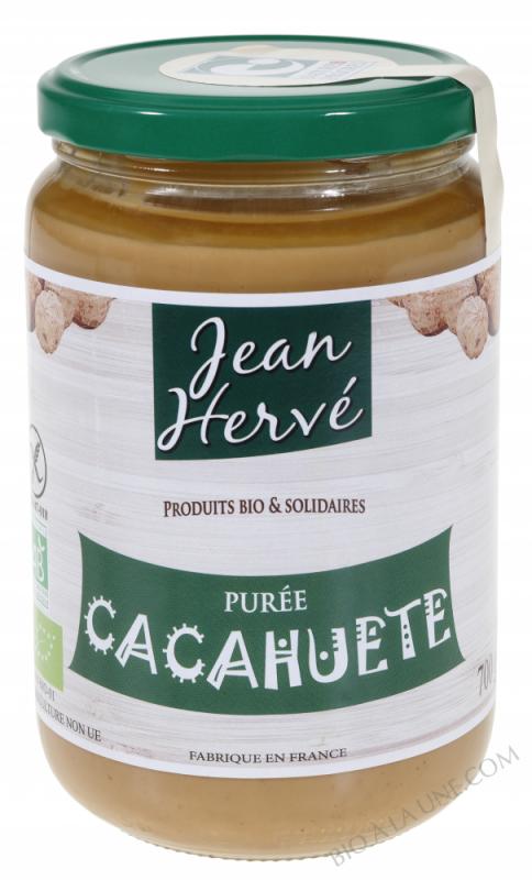 Puree de Cacahuetes bio 700g