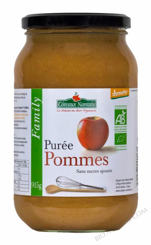 Purée pommes 915 g