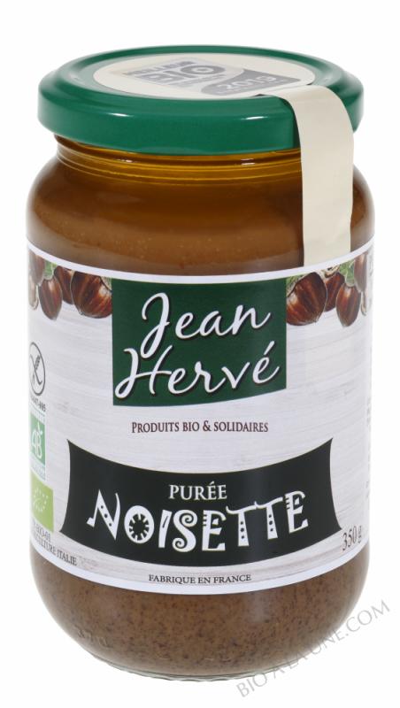 Puree de Noisettes bio 350g