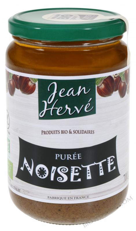 Puree de Noisettes bio 700g
