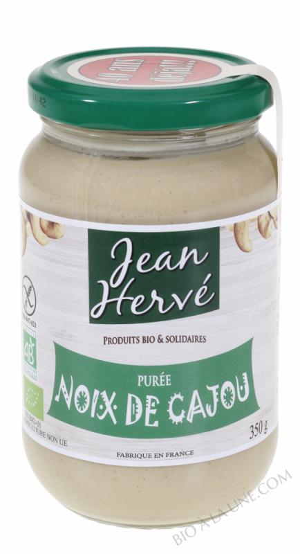 Puree de Noix de Cajou bio 350g