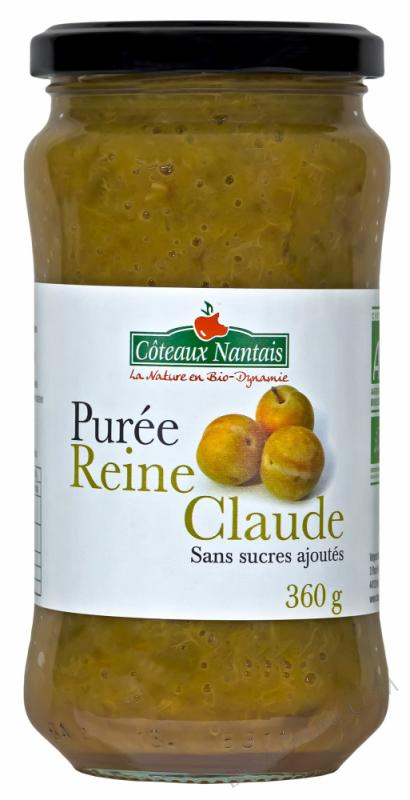 Purée Reine Claude 360 g