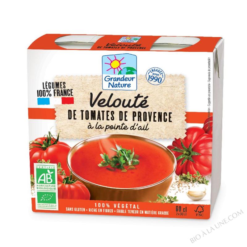 VELOUTÉ TOMATES DE PROVENCE - 2X30 CL