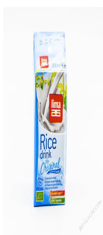RICE DRINK ORIGINAL 20CL LIMA
