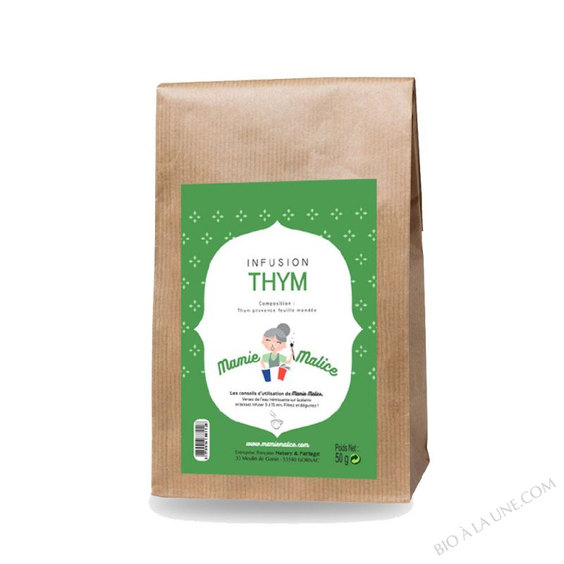 INFUSION THYM 50 G