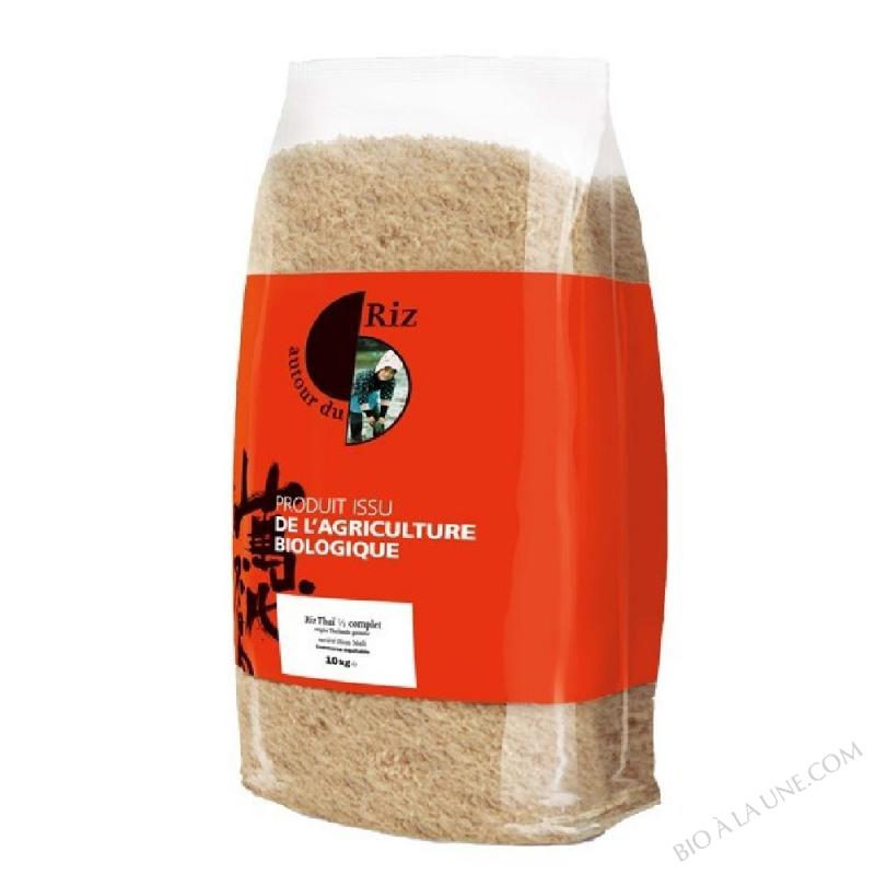 Riz thaï 1/2 complet 5kg