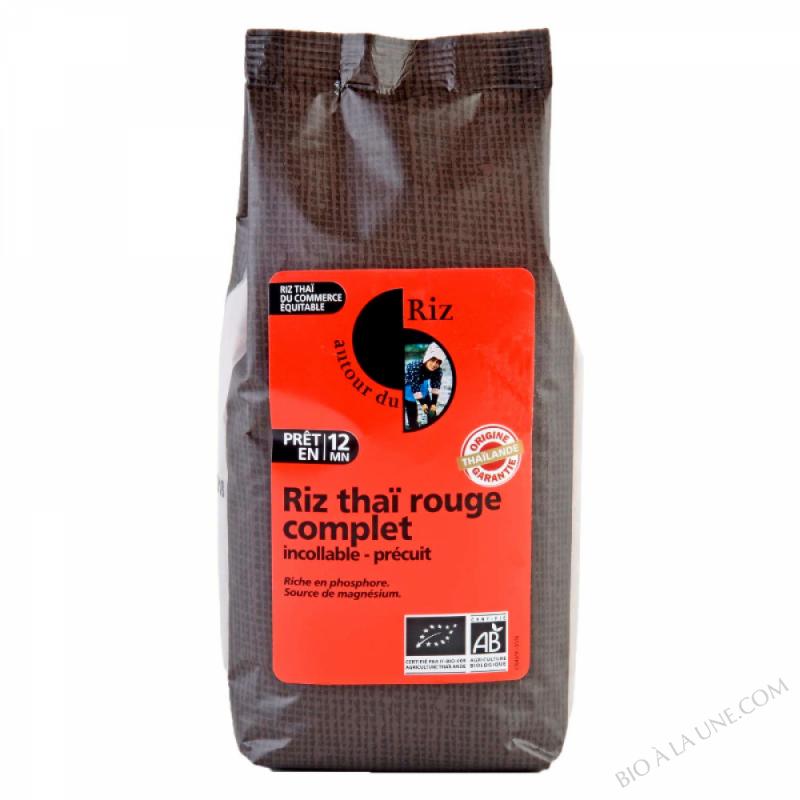 Riz thaï rouge complet- 500g