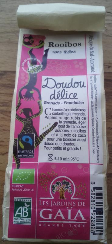 Rooibos Doudou Delice