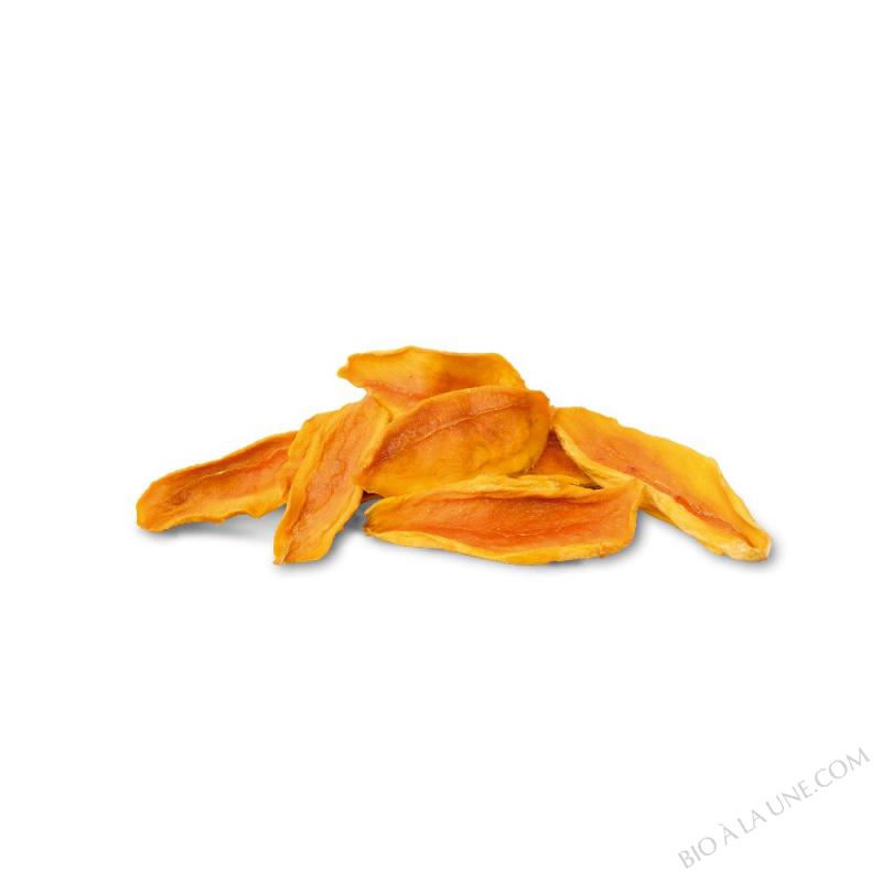Mangue sauvage du Cameroun équitable séchée en moitiés | Sac 2,5 kg