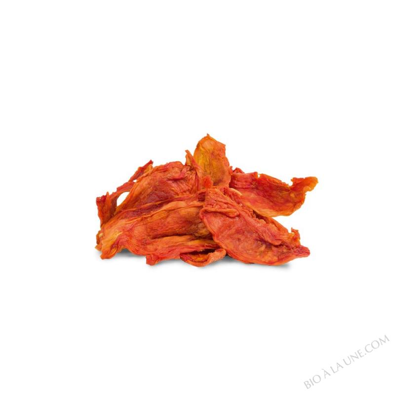 Papaye Red Solo du Cameroun équitable séchée en tranches   Sac 2 kg