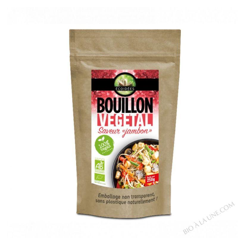 Bouillon de jambon vegan 250g BIO  - sachet250g