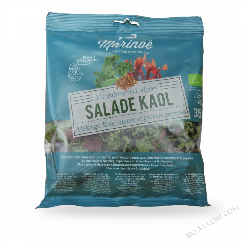 Salade Kaol - Marinoë