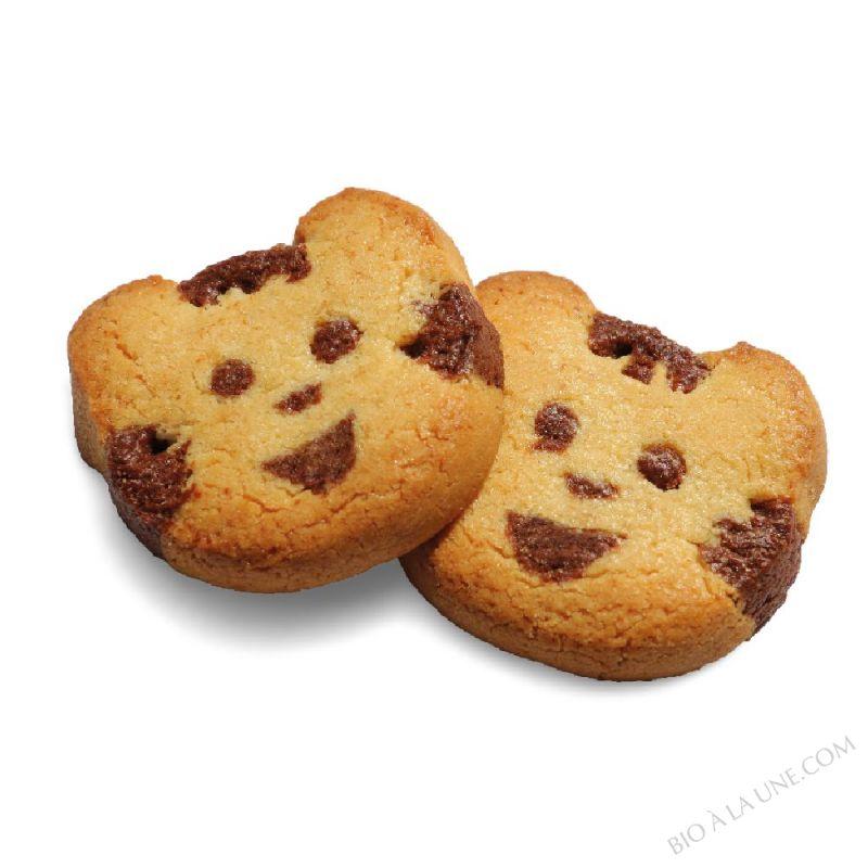 Biscuit enfant Tigre goût Choco Vanille